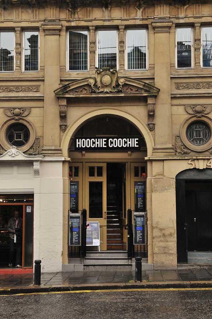 Hoochie Coochie
